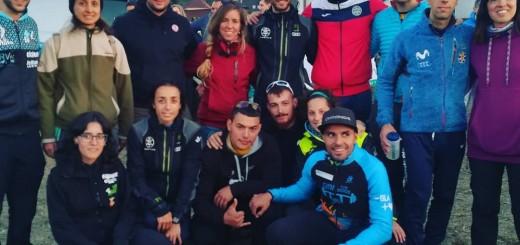 Equipo de la Selección española de Mushing